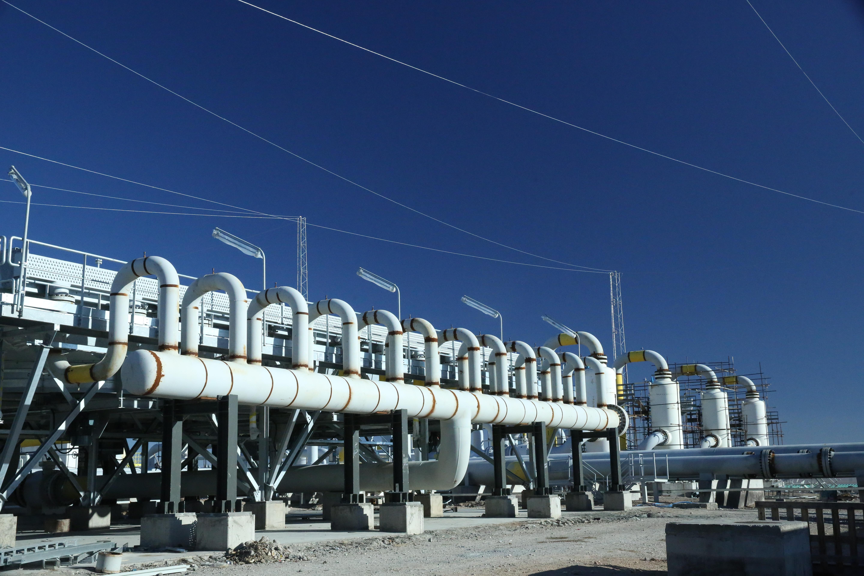 پروژه ایستگاه تقویت فشار گاز نایین (فاز 2)