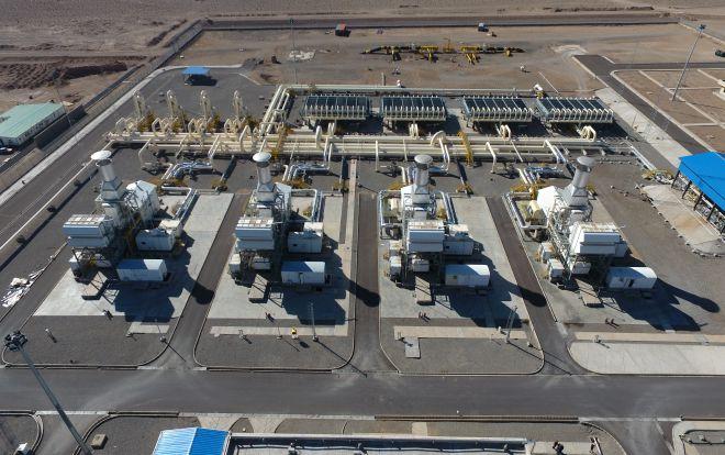 ایستگاههای تقویت فشار گاز نایین